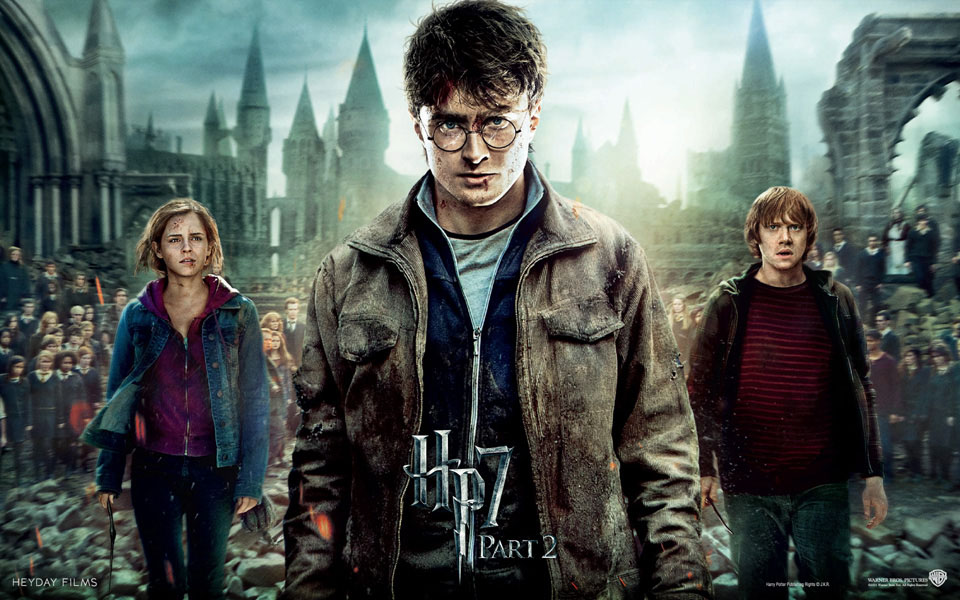 Harry Potter and the Deathly Hallows-part2
