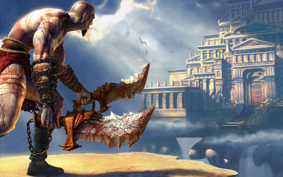 God of War2
